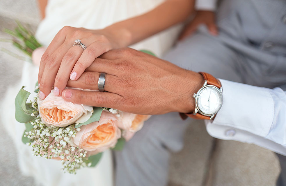 HD wedding videography in San Luis Obispo